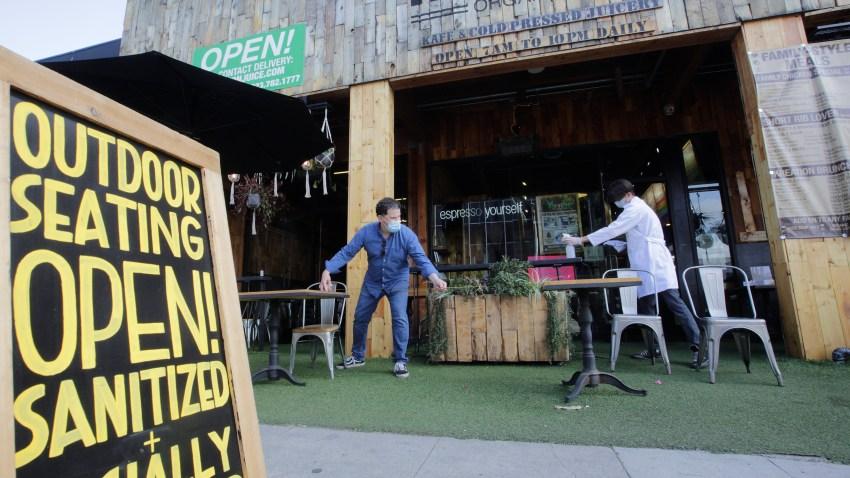 LA County Businesses Reopen