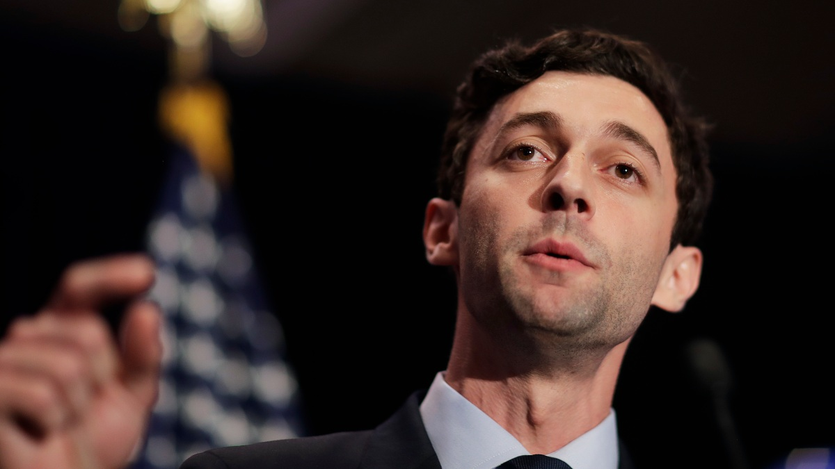 Ossoff Just Short of 50% Threshold for US Senate Primary Win 1