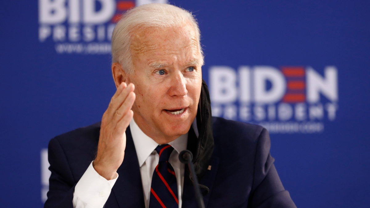 Liberal Groups Warn Biden Could Lose Over Policing Policies 1