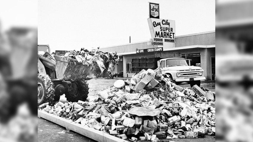 CALIFORNIA TSUNAMI 1964