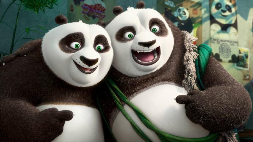 Film Review Kung Fu Panda 3