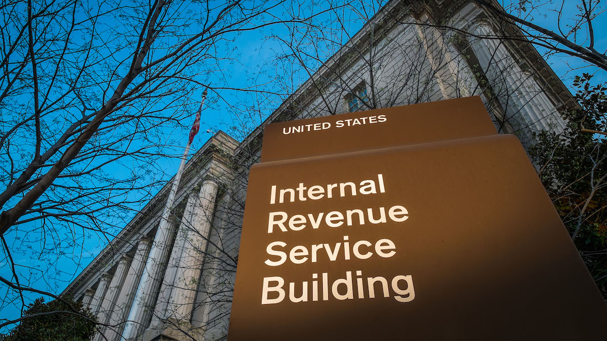 A Lesson From Trump Taxes: an Underfunded IRS Is Outmatched 1