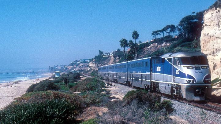AmtrakSurflinerTrain
