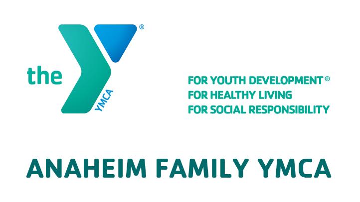 Anaheim Family YMCA Logo