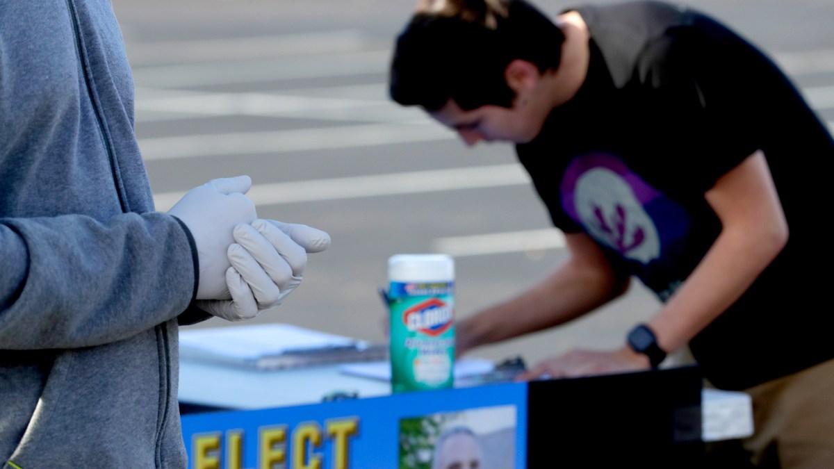 Politics in Time of Coronavirus: Arizona Quietly Picks Biden 1