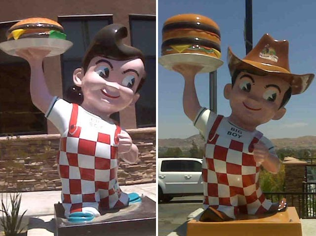 Before and After Big Boy