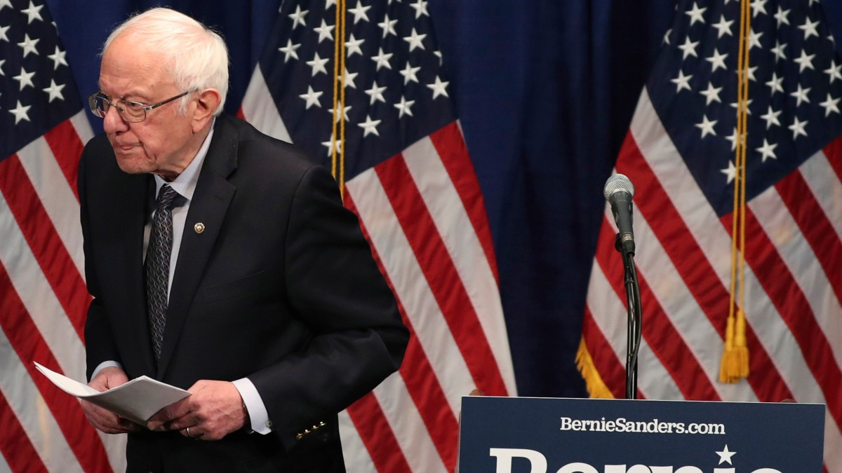 Analysis: Sanders May Have Learned Wrong Lessons From 2016 1