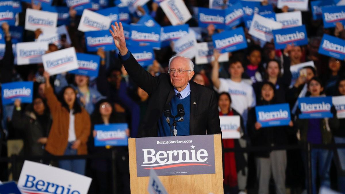 Michigan Primary Could Make or Break Sanders' Campaign 1