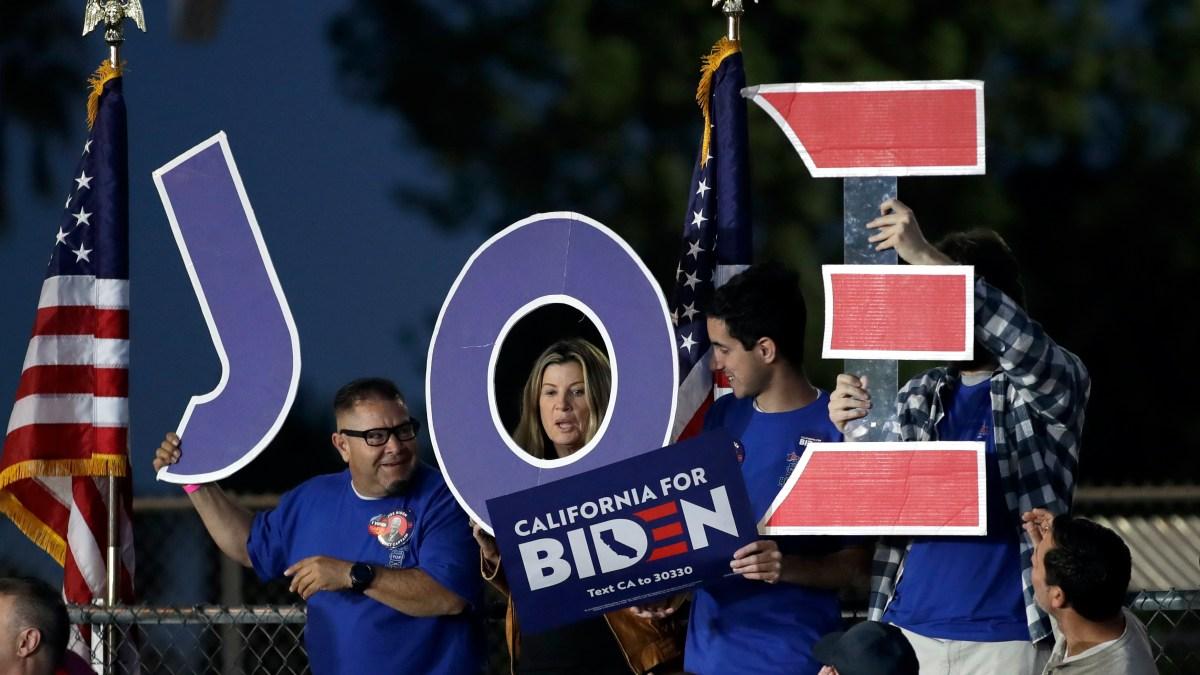 Biden's Victories Unleash Something He's Never Had: Money 1