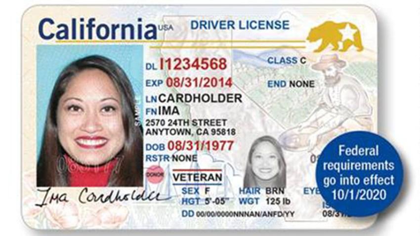 California Real ID