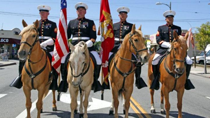 Canoga Park Memorial Day Parade
