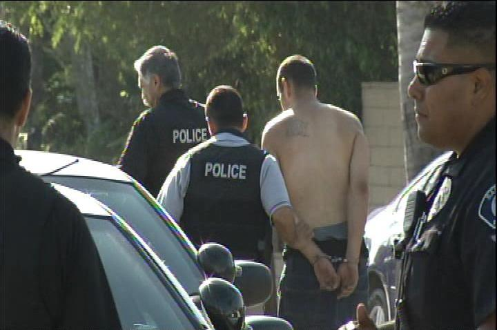 Carjack Suspect in Custody