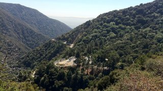 Chantry Flat in Angeles National Forest
