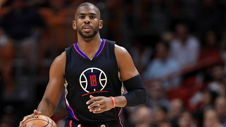Clippers Chris Paul-93846453