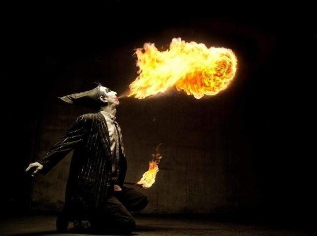 CirqueBfire