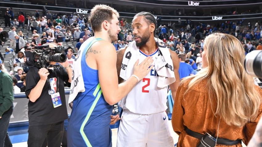 Clippers Crush Mavs Win 5th Straight Nbc Los Angeles