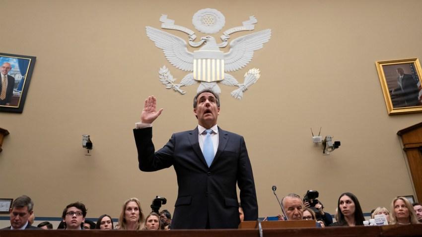 APTOPIX Trump Lawyer Investigation Congress