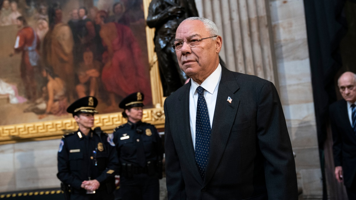 Colin Powell Calls Trump a Liar, Says He Skirts the Constitution, Will Vote Biden 1