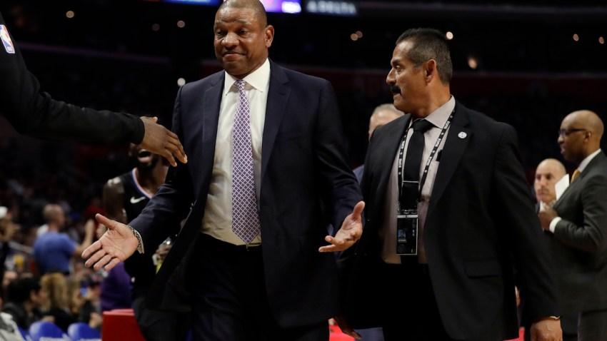 Bulls Clippers Basketball