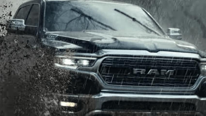 Dodge Ram Super Bowl commercial