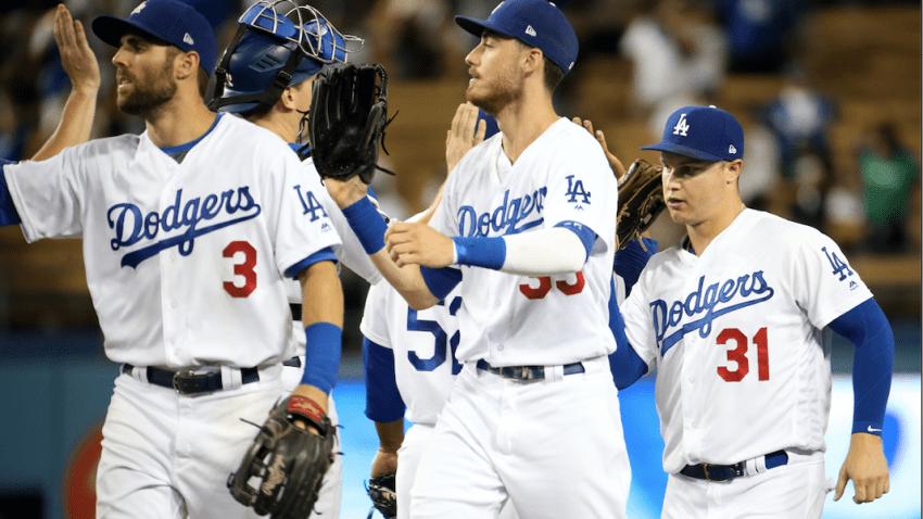 Dodgers Home Runs