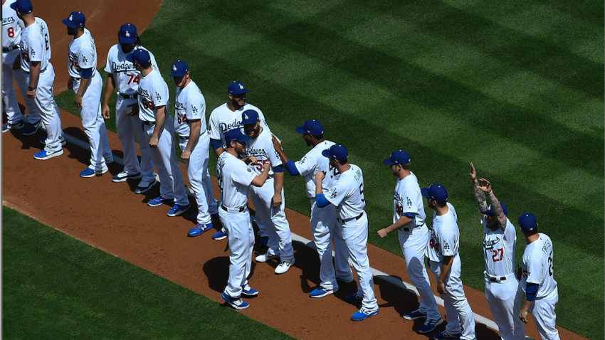 Dodgers Walk Up Songs 2019