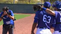 Dodgers Still Photographer Since 1985 Talks Craft