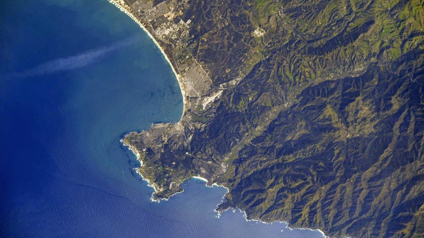 Aerial View of Monterrey