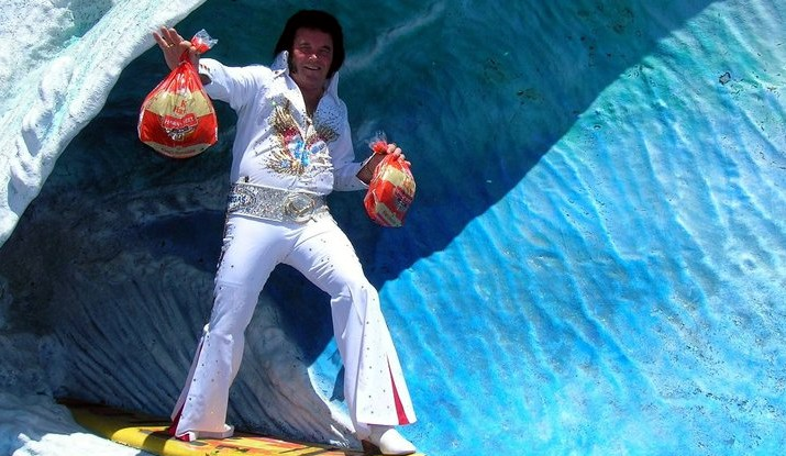ElvisSurfing