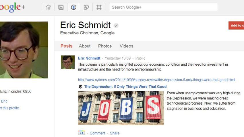 EricSchmidtGooglePlus