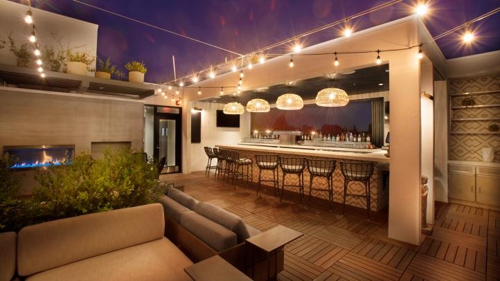 Exterior Rooftop - Credit Chris Zsarnay Z Studios