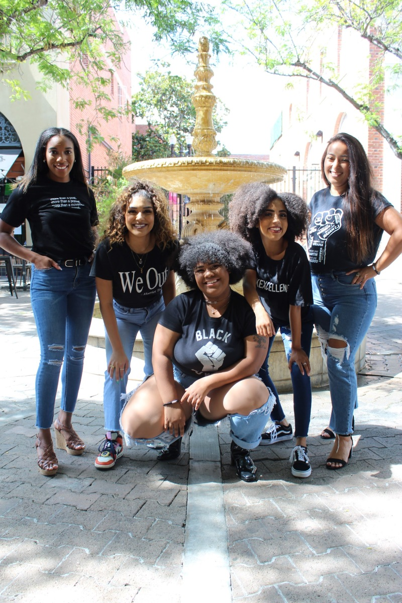 Meet the @OCProtests Instagram Account's Executive Board