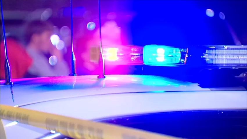 Police Car Police Tape