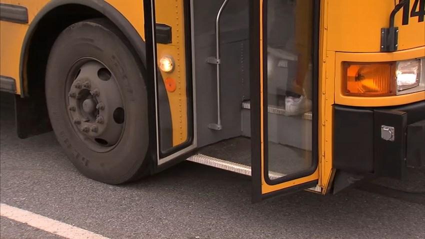 Generic School Bus Stop Generic
