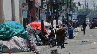 Los Angeles Homeless