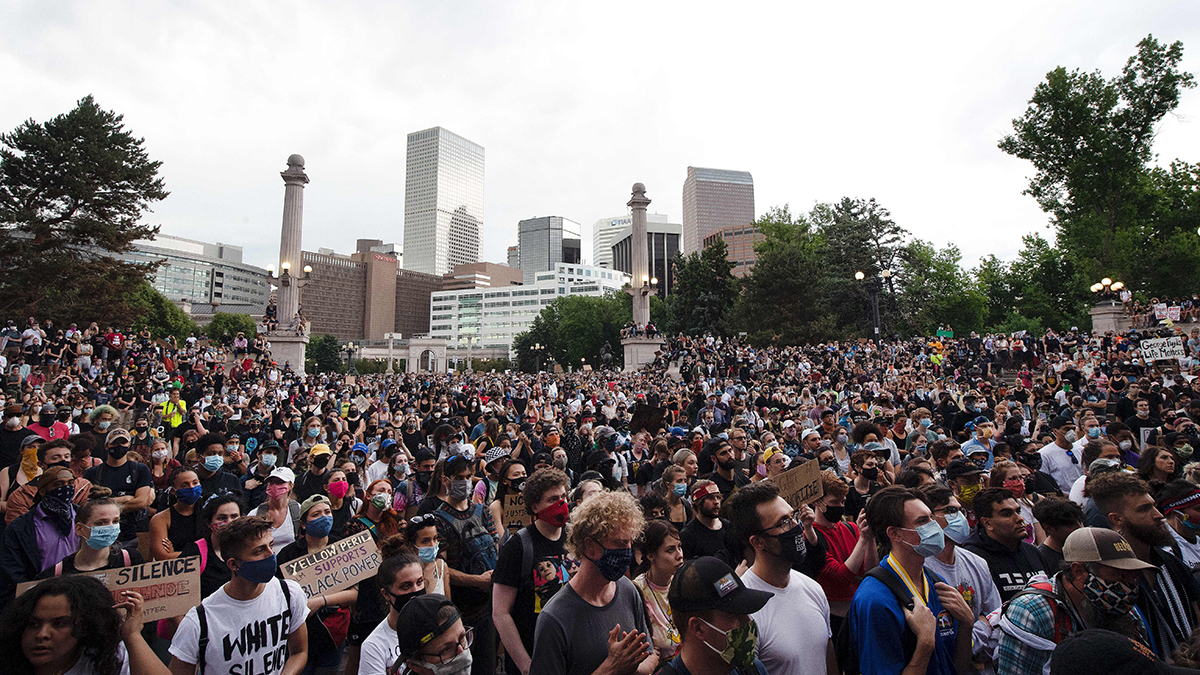 Social Media Posts Help Feds Arrest Those Committing Violence at Floyd Protests 1