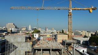 Getty LA Los Angeles Housing Construction thumbnail