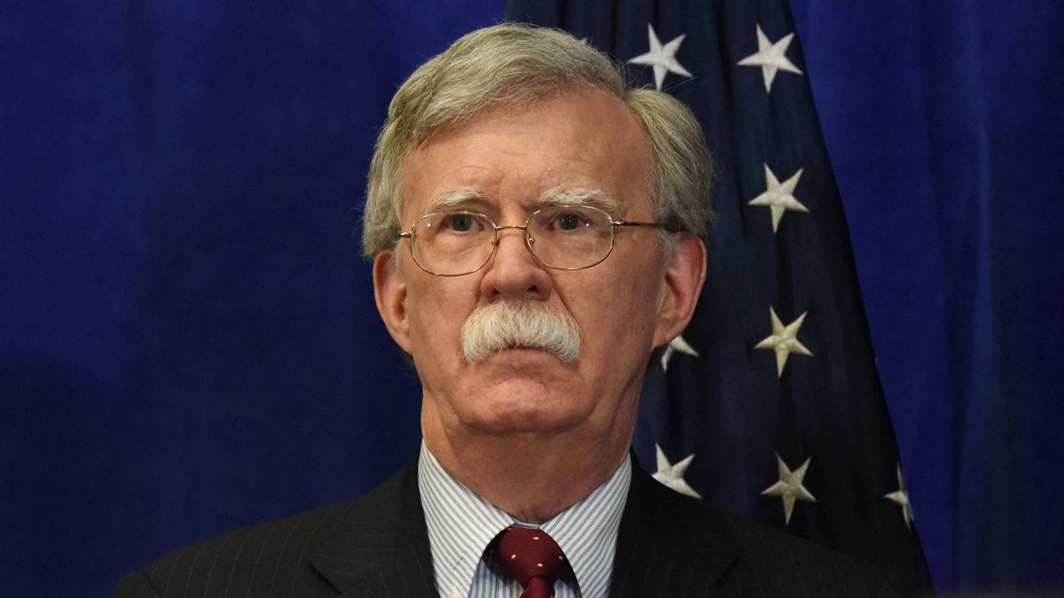 As Bolton Speaks, Congress Shrugs and Points to Election 1