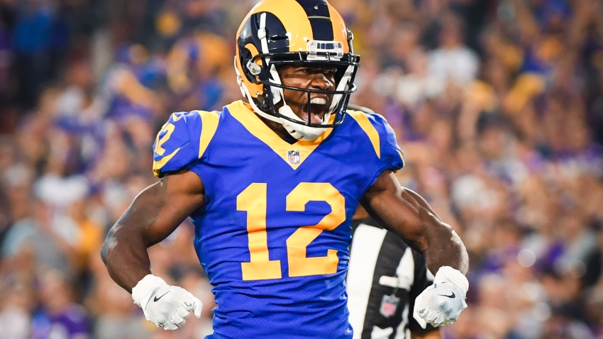 Rams Trade WR Brandin Cooks to Texans for 2nd Round Draft Pick ...
