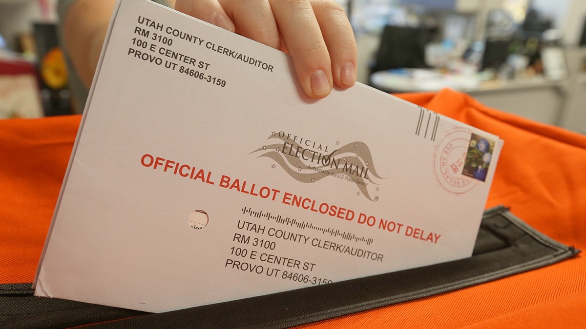AP-NORC Poll: Rising Support for Mail Voting Amid Pandemic 1