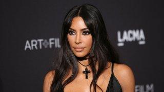 In this Nov. 3, 2018, file photo, Kim Kardashian attends the 2018 LACMA Art + Film Gala at LACMA in Los Angeles, California.