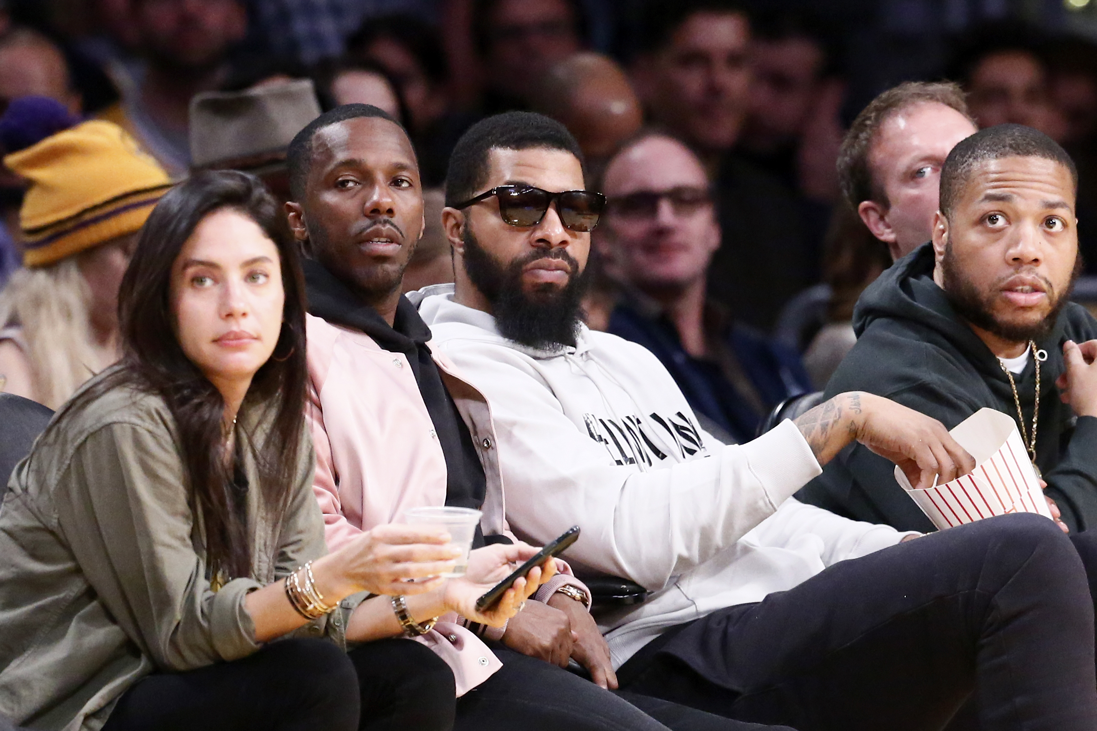 Lakers Expected to Waive DeMarcus Cousins and Sign Markieff Morris