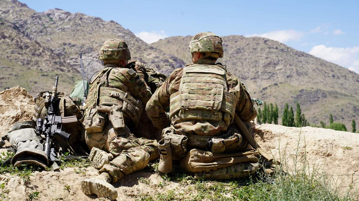 Trump Pushes Advisers to Get US Troops Out of Afghanistan, Citing Coronavirus 1