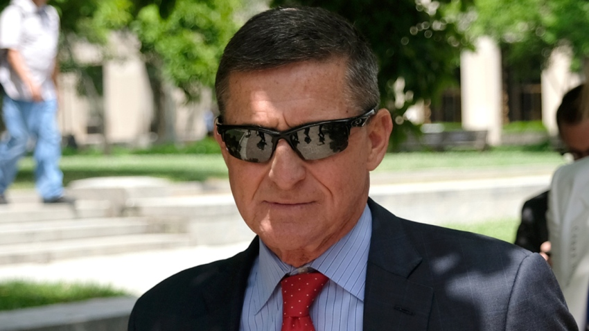 Justice Department Dropping Flynn's Trump-Russia Case 1