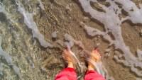 Take a Sunset Beach Walk, From Home, in San Simeon