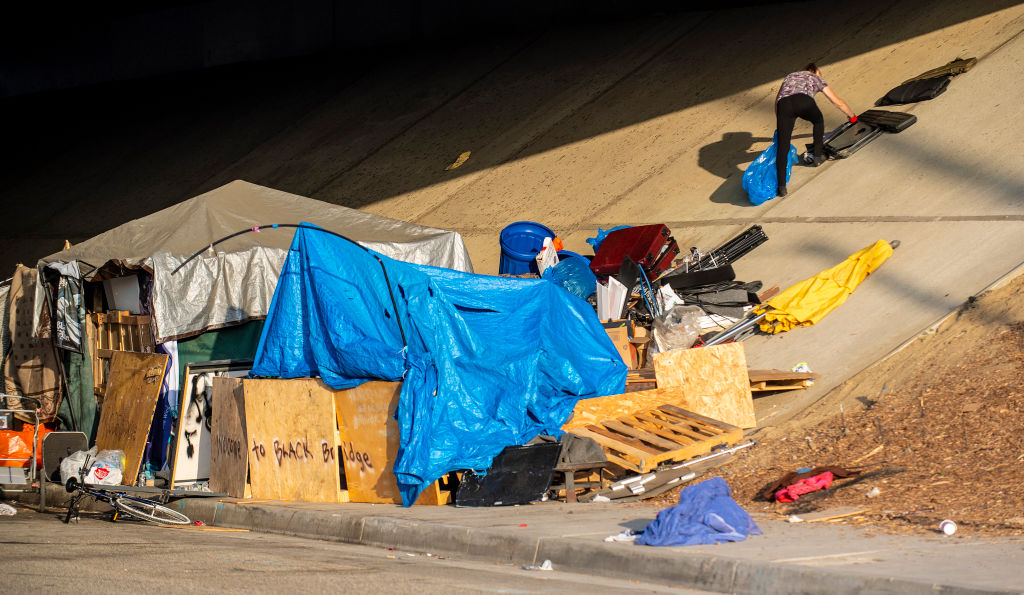 Arrest Made After California Homeless Fed Poisoned Food