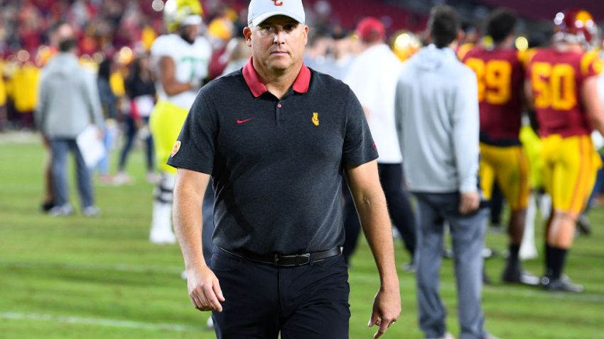 Clay Helton Last Stand