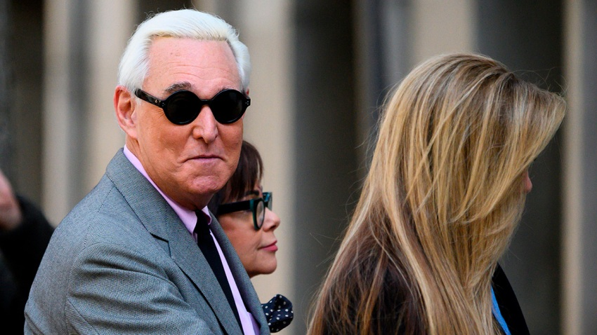 Judge Denies New Trial for Roger Stone 1