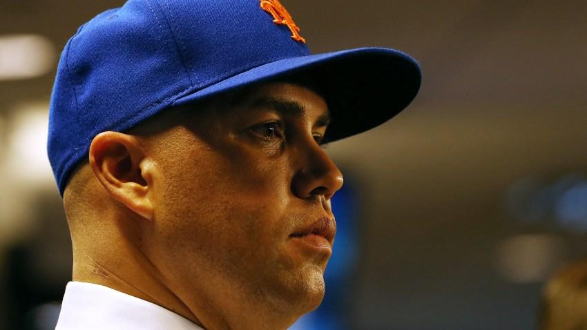 Mets Manager Carlos Beltran