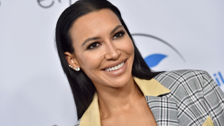 Naya Rivera attends an event in Beverly Hills.